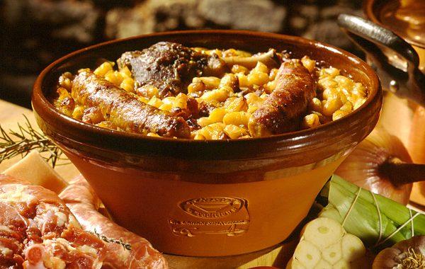 Gamme foie gras, confits, cassoulets, conserves