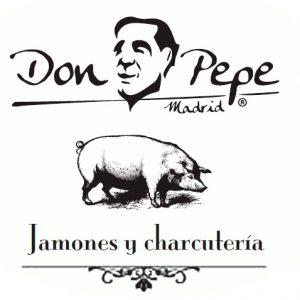 Don pepe charcuterie espagnole