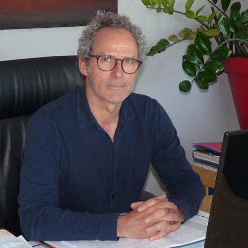 Olivier Malaret dirigeant de Les Gastronautes